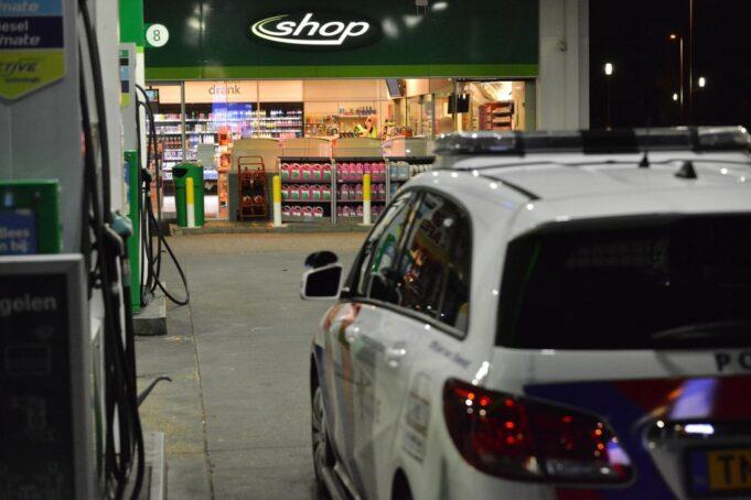 Gewapende overval op benzinepomp in Rucphen