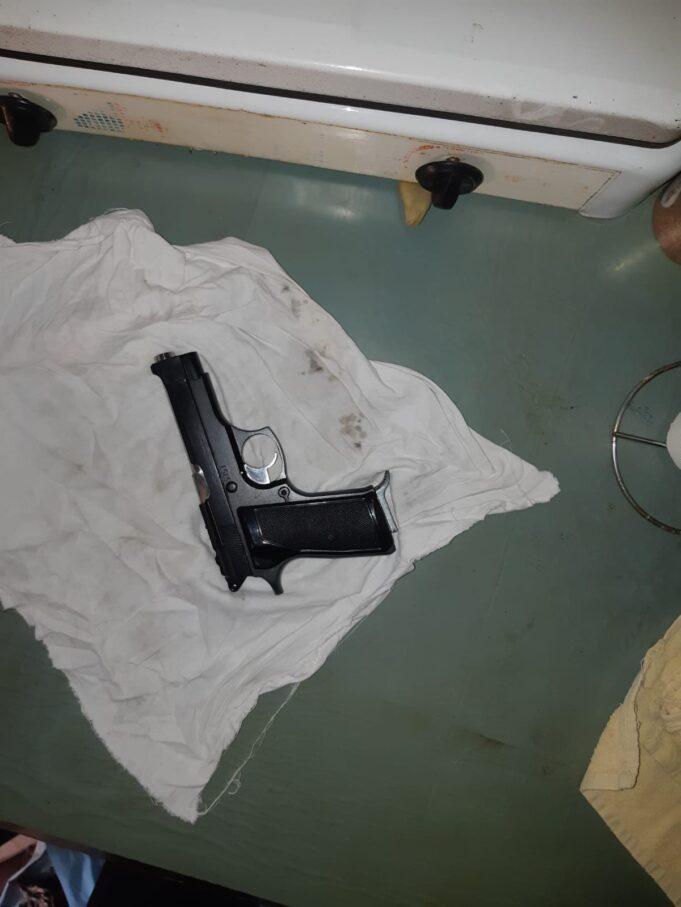 Vuurwapen aangetroffen in Roosendaal