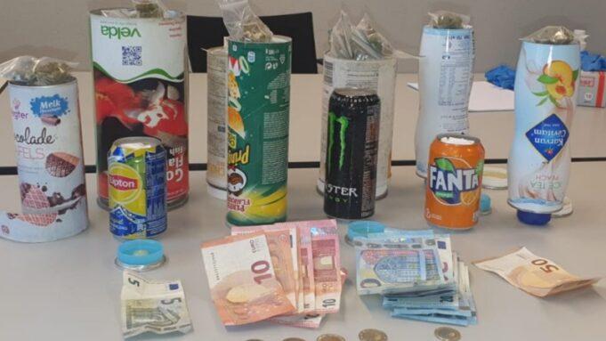 Drugsdealer aangehouden in Roosendaal