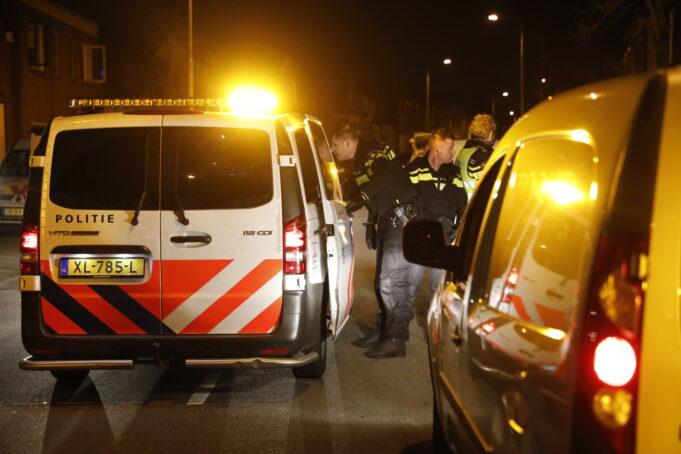 Verwarde man aangehouden na zoektocht met politiehelikopter in Roosendaal