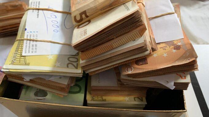 Politie vindt ruim 300.000 euro in cyberonderzoek