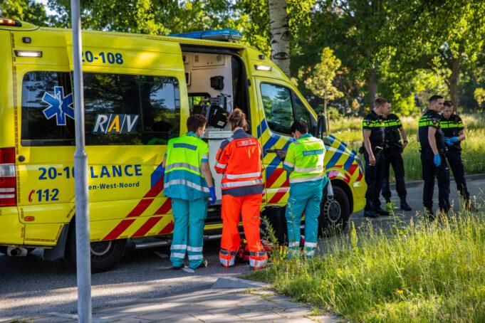 Fietser zwaargewond bij aanrijding in Roosendaal