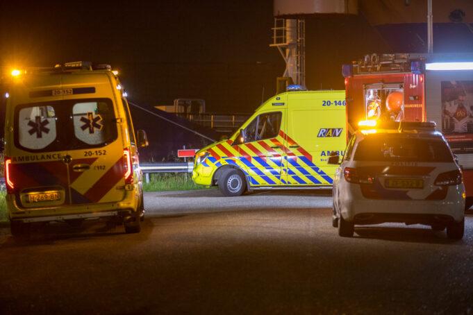Rotterdammer (59) overleden na bedrijfsongeval in Moerdijk
