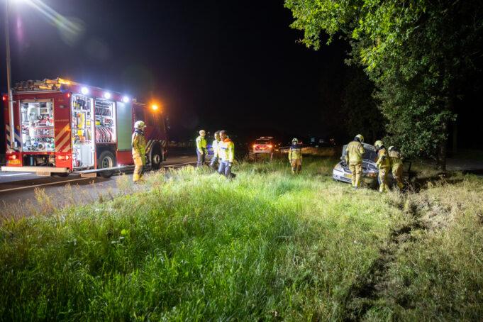 A58 korte tijd dicht na ongeval bij Rucphen