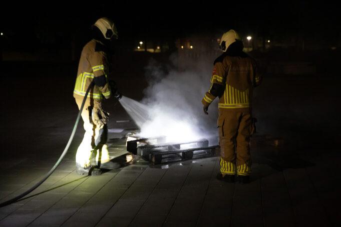 Opnieuw brand in Langdonk