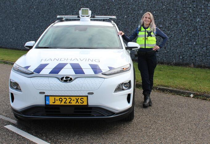 Roosendaalse handhaving gaat elektrisch rijden